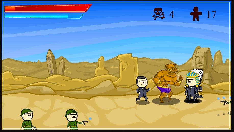 Игра Flaming Camel онлайн