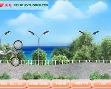 Игра Freestyle Moto Racer 2 онлайн