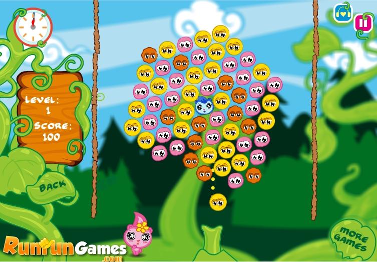 Игра Fruit Bombarding онлайн