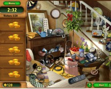 Игра Gardenscapes онлайн