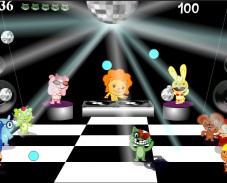 Игра Happy Tree Friends Crasy Disco Nr.5 онлайн
