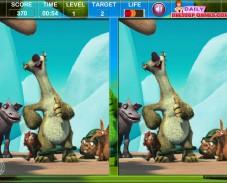 Игра Spot the Difference онлайн