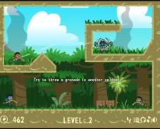 Игра Jungle Wars онлайн
