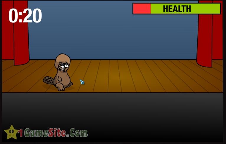 Игра Kill Justin Beaver онлайн