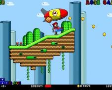 Игра Mario Zeppelin онлайн