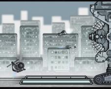 Игра Mechanical Ice Apocalypse онлайн