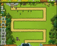 Игра Medieval Castle Defense онлайн