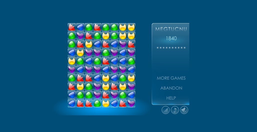 Игра Megtucnu онлайн