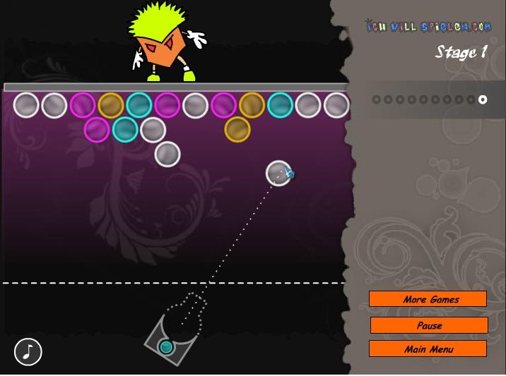 Игра Monster Go Up 2 онлайн
