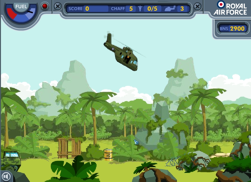 Игра RAFs онлайн