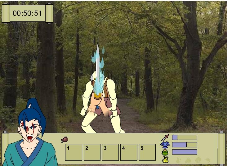 Игра Ronin онлайн
