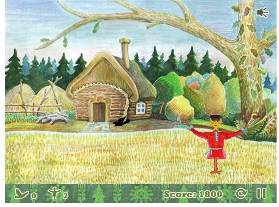 Игра Scarecrow онлайн