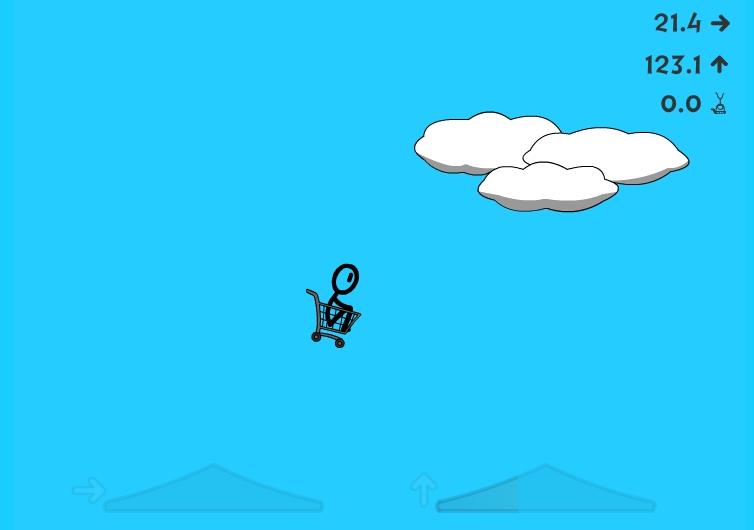 Игра Shopping Cart Hero 3 онлайн