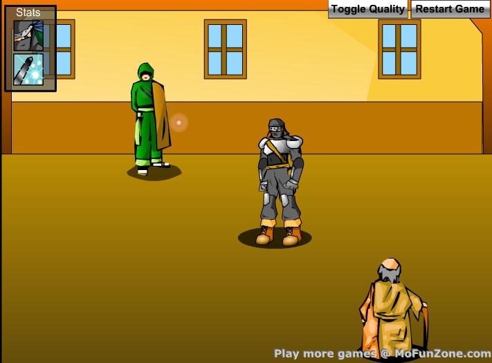 Игра Sinjid'S Battle Arena онлайн