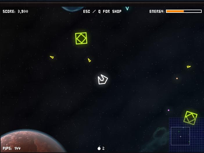Игра Space Pips онлайн