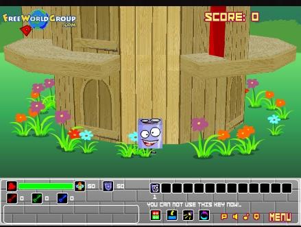 Игра Super D онлайн