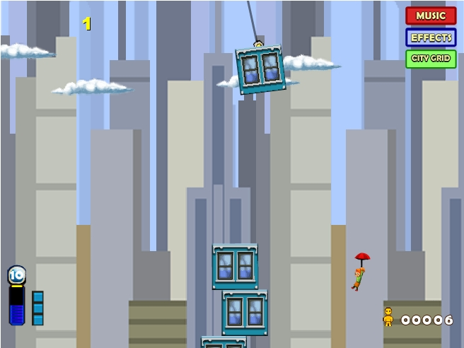 Игра Tower bloxx онлайн