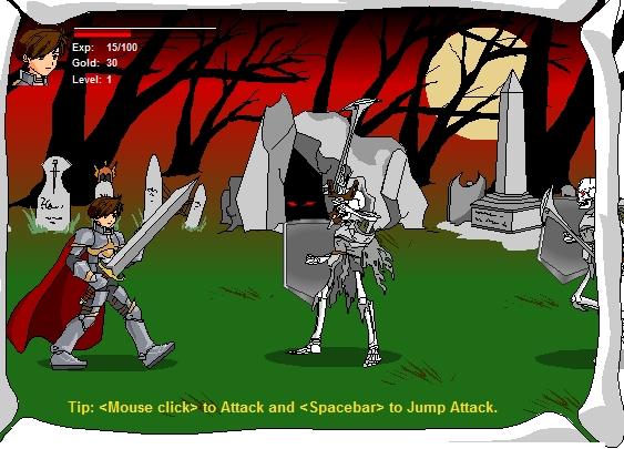 Игра Undead Assault онлайн