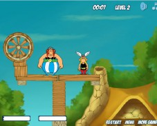 Игра Wake Up Asterix & Obelix 2 онлайн