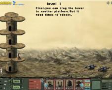 Игра Атака роботов онлайн
