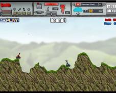 Игра Большое танковое сражение онлайн