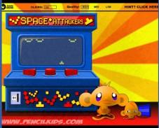 Игра Веселая обезьянка онлайн
