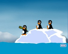 Игра Война пингвинов онлайн