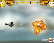 Игра Враждебные небеса онлайн