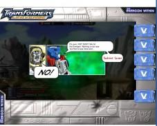 Игра Вселенная Трансформеров онлайн