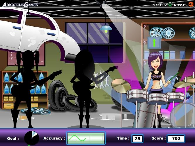 Игра Высшая музыкальная школа онлайн