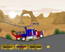 Игра Гонки трансформеров онлайн