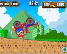 Игра Гонщик Марио онлайн