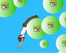 Игра Гравитация Бен 10 онлайн