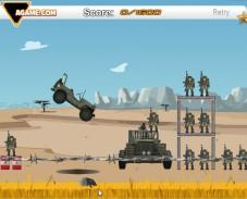 Игра Джип подрывник онлайн