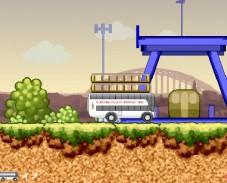 Игра Езда на автобусах онлайн