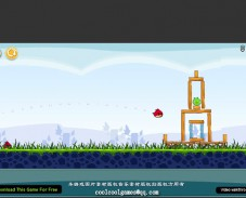 Игра Злые птичьки онлайн