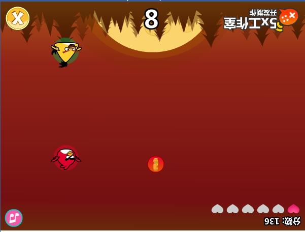 Игра Злые птички онлайн