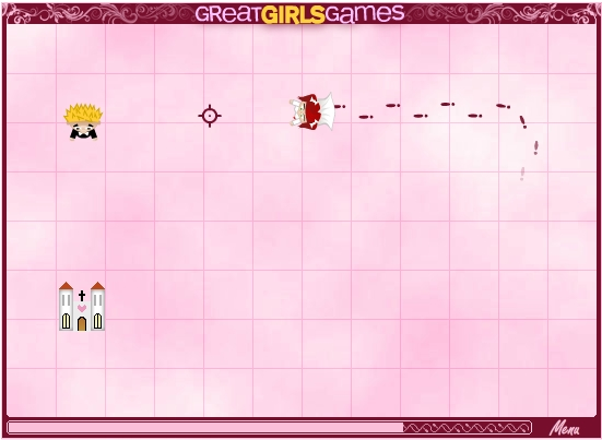 Игра Испуганный жених онлайн