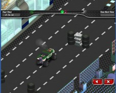 Игра Лего гонки онлайн