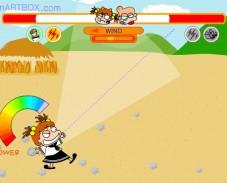 Игра Мальчики против девочек онлайн