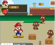 Игра Марио Пипец онлайн
