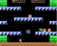 Игра Марио на двоих онлайн