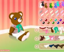 Игра Медвежонок онлайн