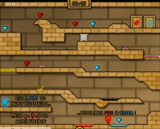 Игра Огонь и Вода 2: В Светлом Храме онлайн