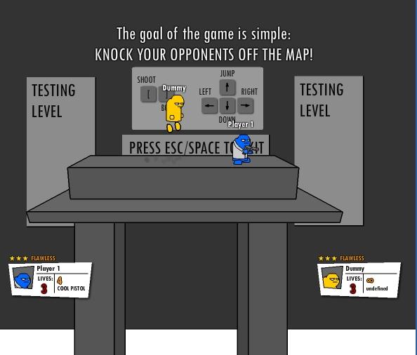 Игра Один на один онлайн