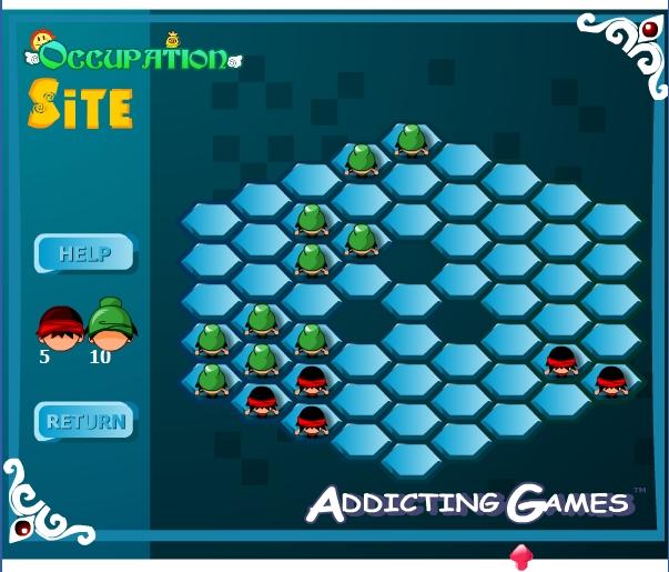 Игра Оккупация онлайн