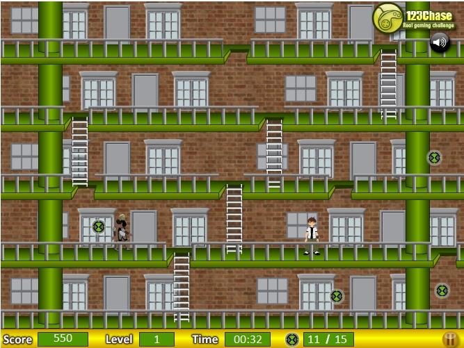 Игра Охотник за значками онлайн