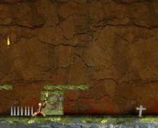 Игра Охотник на зомби онлайн