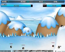 Игра Пингвин — снайпер онлайн