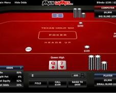 Игра Покер онлайн
